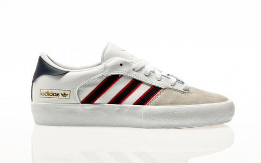 adidas Skateboarding Matchbreak Super footwear white-collegiate navy-scarlet