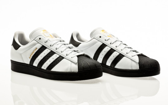 adidas Skateboarding Superstar ADV footwear white-core black-gold metallic