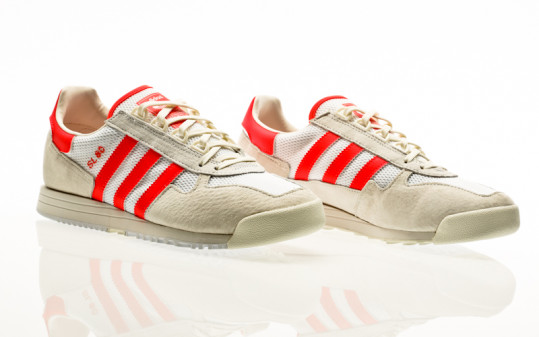 adidas Originals SL 80 footwear white-solar red-off white