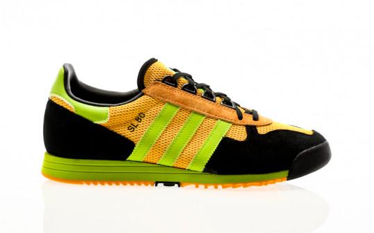 adidas Originals SL 80 solar gold-semi solar slime-core black