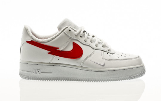 Nike Air Force 1 LV8 white-university red-midnight navy