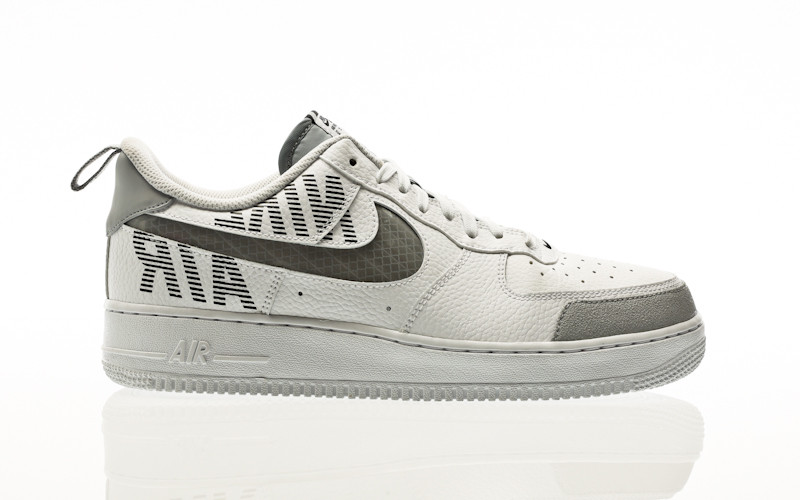 Nike Air Force 1 07 LV8 white-wolf grey-black