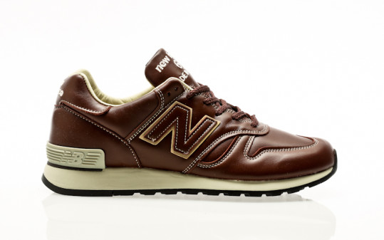 New Balance M670 BRN brown