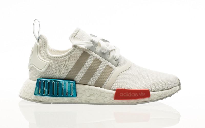 adidas Originals NMD_R1 W footwear white-grey one-hazy rose