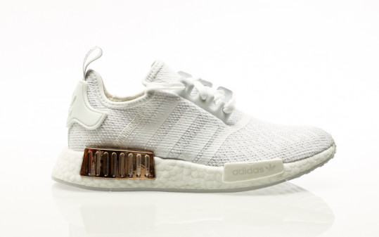 adidas Originals NMD_R1 W footwear white-footwear white-copper metallic