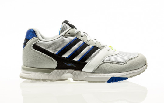 adidas Originals ZX 1000 C grey one-core black-team royal blue