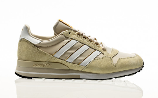 adidas Originals ZX 500 W sand-footwear white-clear brown