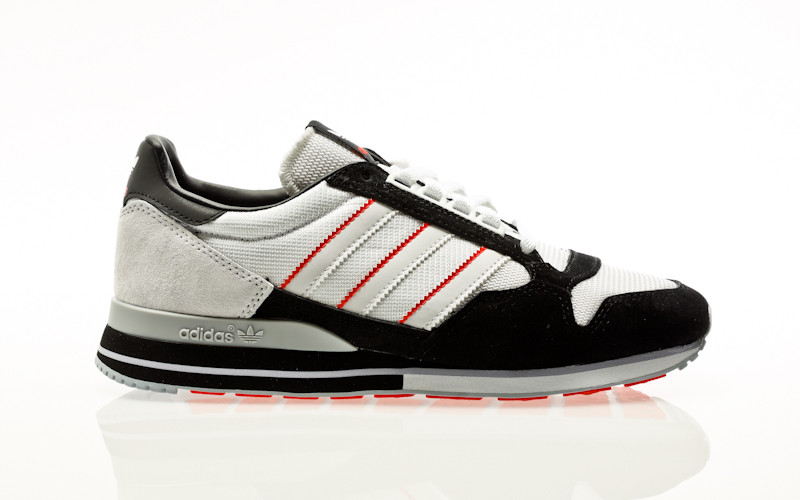 adidas Originals ZX 500 footwear white-dash grey-core black