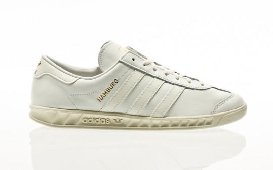 adidas Originals Hamburg core white-core white-off white