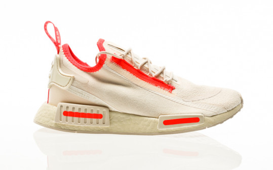 adidas Originals NMD_R1 Spectoo halo ivory-lush red-cream white