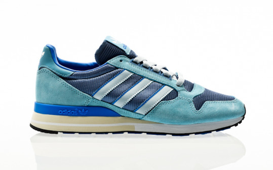 adidas Originals ZX 500 crew blue-halo blue-hazy blue