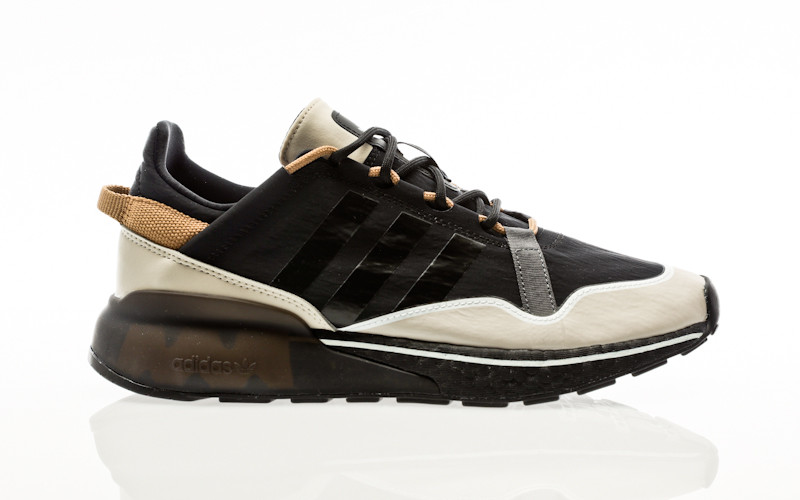 adidas Originals ZX 2K Boost Pure core black-clear brown-cardboard