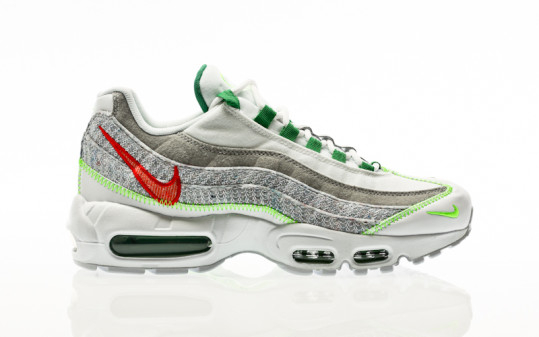 Nike Air Max 95 white-classic green-electric green