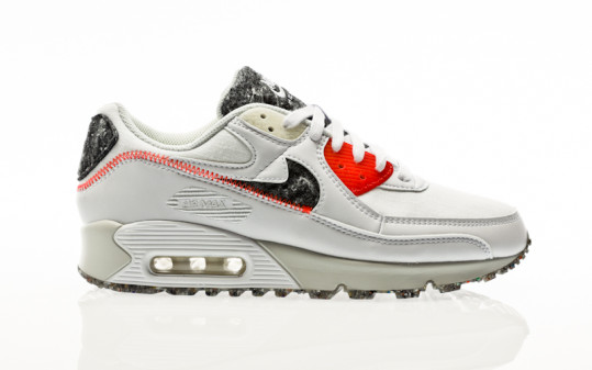 Nike Air Max 90 white-photon dust-bright crimson