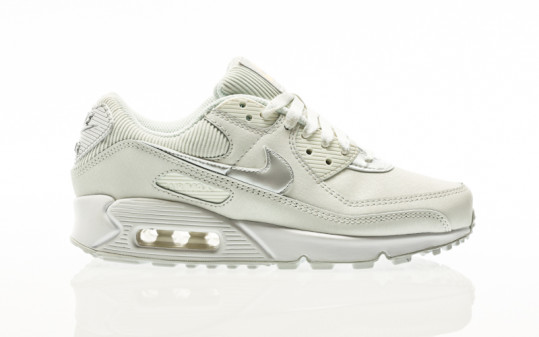 Nike W Air Max 90 summit white-summit white-dark beetroot