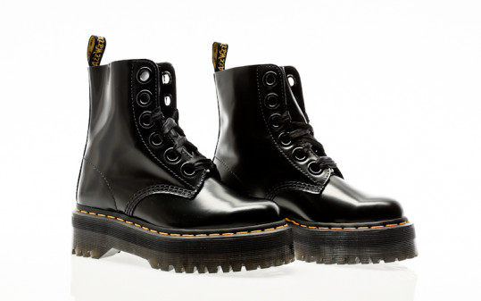 Dr. Martens Molly black buttero