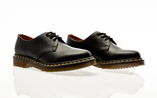 Dr. Martens 1461 black smooth