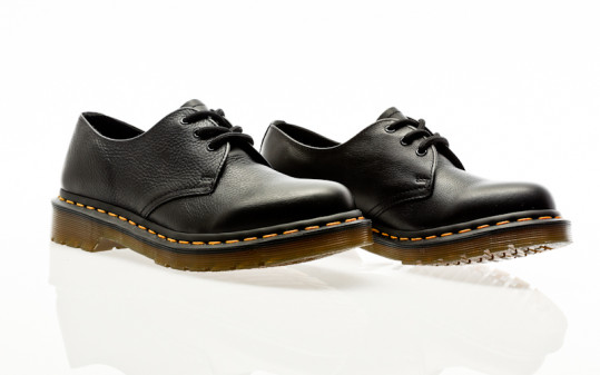 Dr. Martens 1461 black virginia