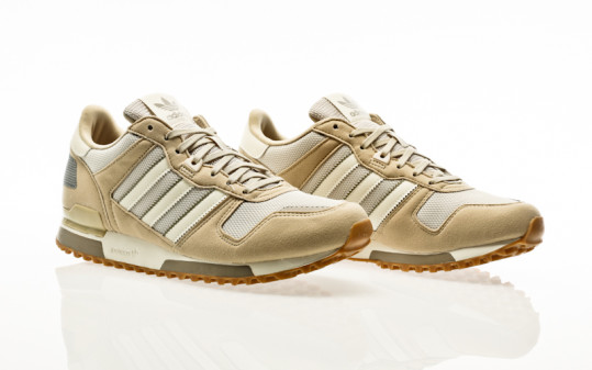 adidas Originals ZX 700 clear brown-cream white-savannah