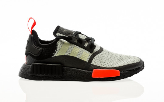 adidas Originals NMD_R1 halo green-core black-semi solar red