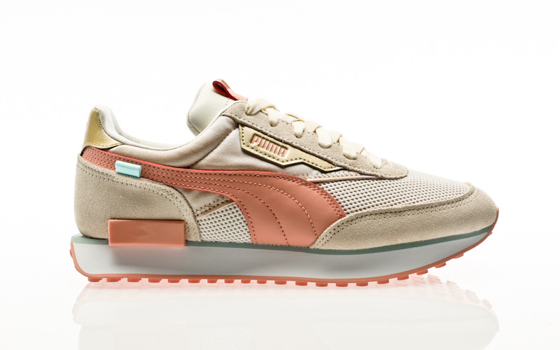 Puma Future Rider Chrome WMNS eggnog-apricot blush-shifting sand