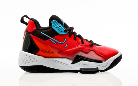 Nike W Jordan Zoom 92 siren red-blue fury-black-total orange