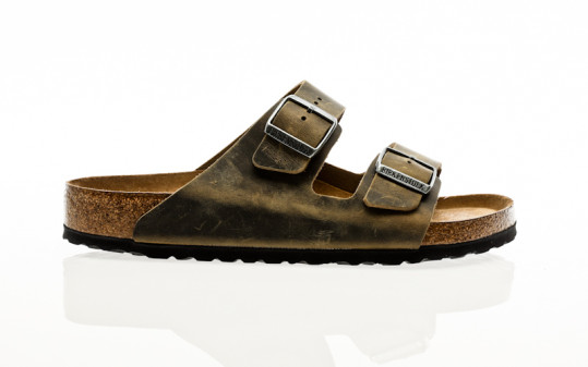 Birkenstock Arizona FL WB faded khaki