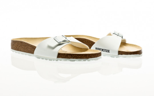 Birkenstock Madrid BF white