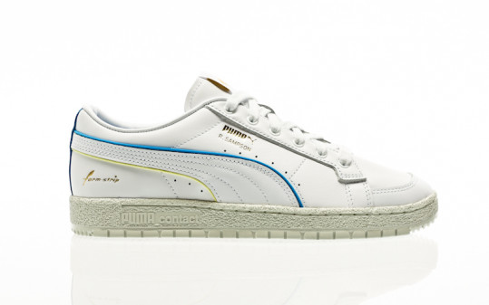 Puma Ralph Sampson 70 LO RDL FS puma white-yellow pear-vaporous gray