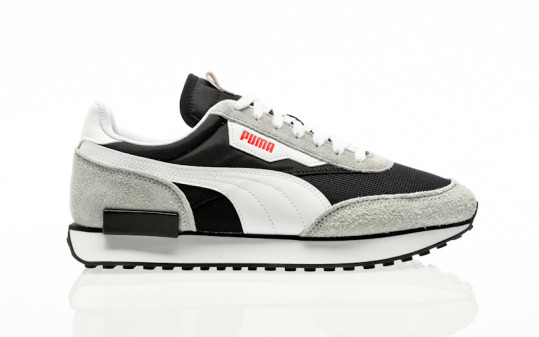 Puma Future Rider Vintage puma black-quarry