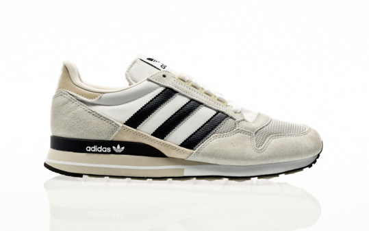 adidas Originals ZX 500 footwear white-legend ink-grey one