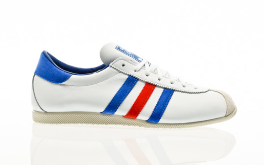 adidas Originals Cadet footwear white-collegiate royal-lush red