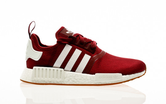adidas Originals NMD_R1 collegiate burgundy-footwear white-gum