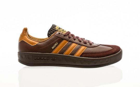 adidas Originals Madrid auburn-mesa-brown