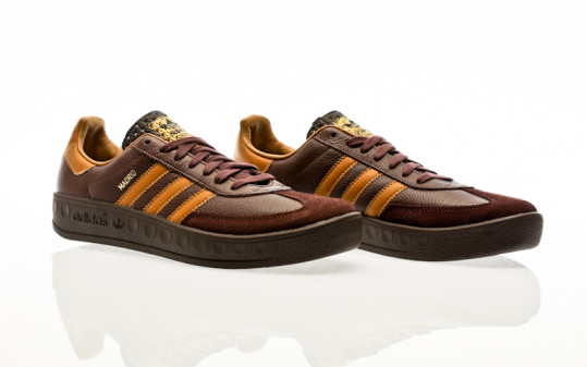 adidas Originals Madrid auburn-mesa-brown