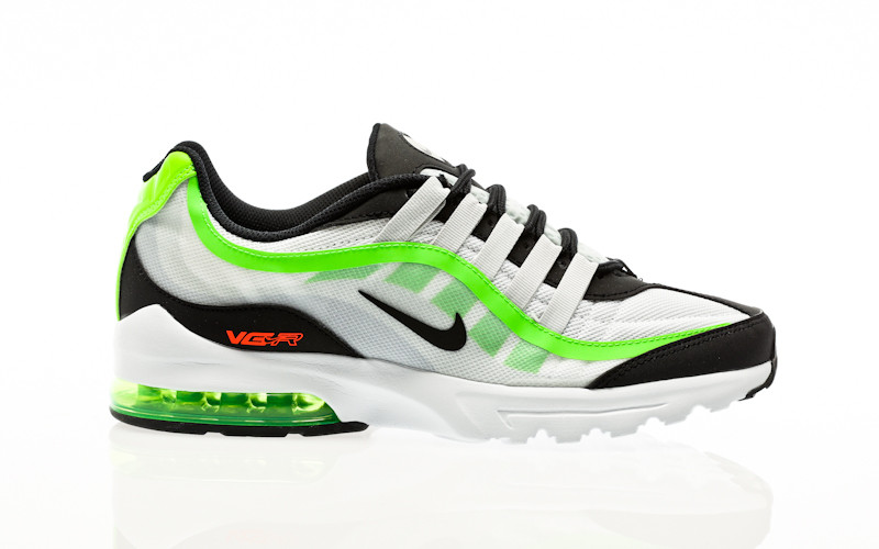 Nike Air Max VG-R white-black-photon dust-electric green