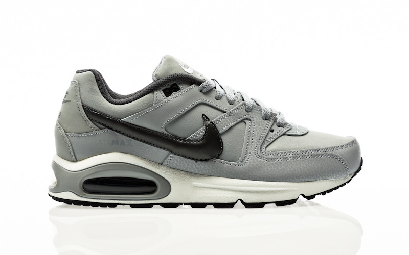 Nike Air Max Command Leather wolf grey-metallic dark grey-black-white