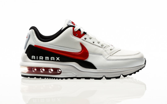 Nike Air Max LTD 3 white-university red-black