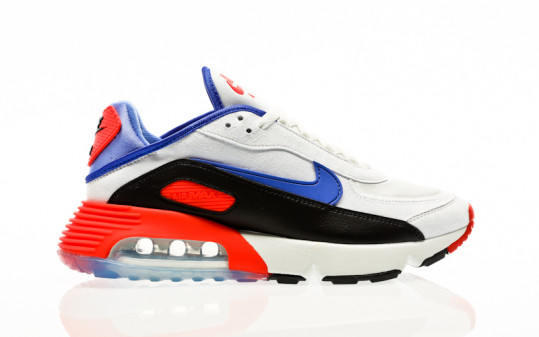 Nike Air Max 2090 EOI summit white-racer blue-black