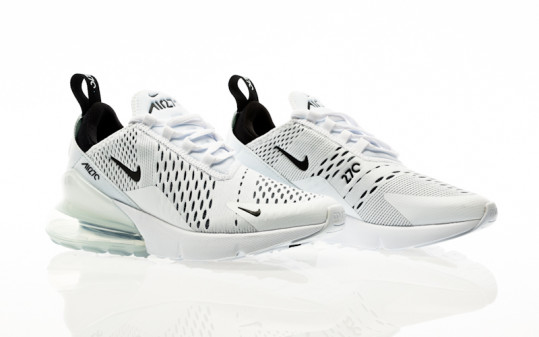 Nike W Air Max 270 white-black-white