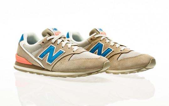 New Balance WL996 COK brown