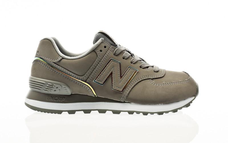 New Balance WL574 CLE grey
