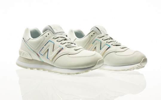 New Balance WL574 CLD other white