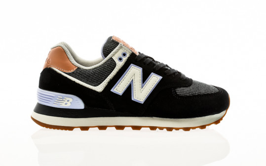 New Balance WL574 BCX black