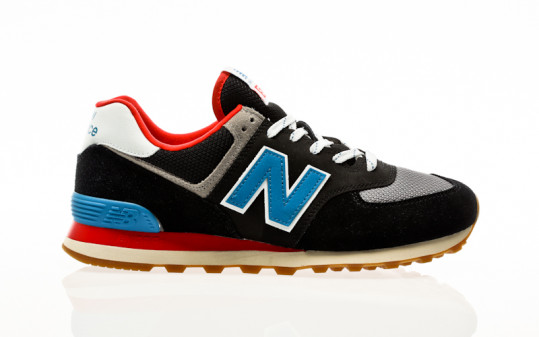 New Balance ML574 SOV black