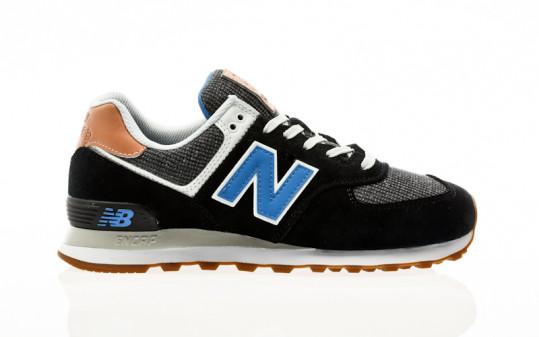 New Balance ML574 TYE black