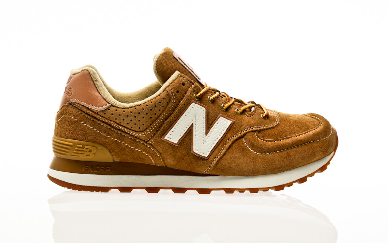 New Balance ML574 XAA brown