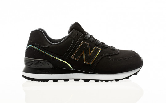 New Balance WL574 CLG black