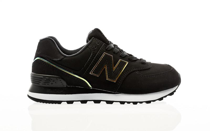 New Balance WL574 CLG black