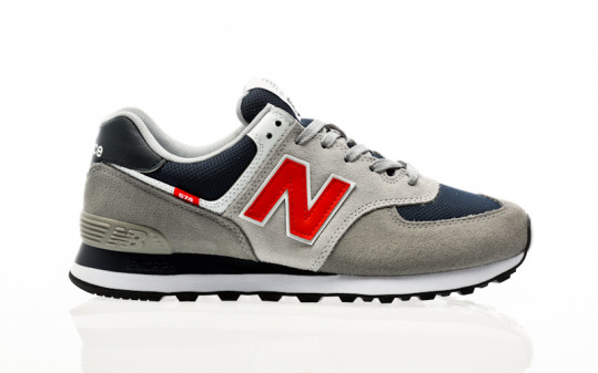 New Balance ML574 SO2 grey